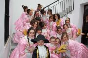 COMPARSA INFANTIL. DE PIRATAS A LADIES